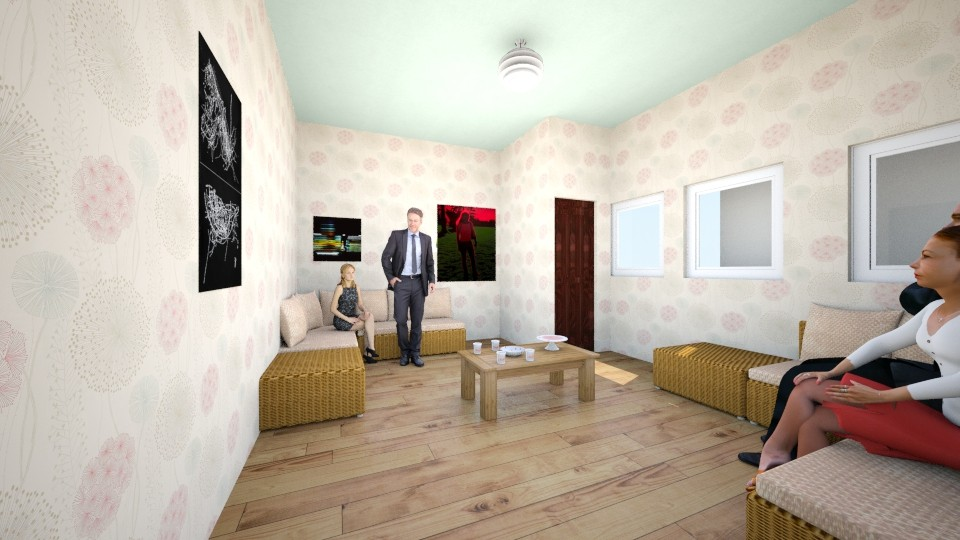 living room - Classic - Living room  - by Faranak