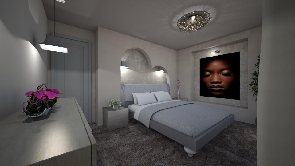 bedroom 1 - Minimal - Bedroom - by Bianca Interior Design
