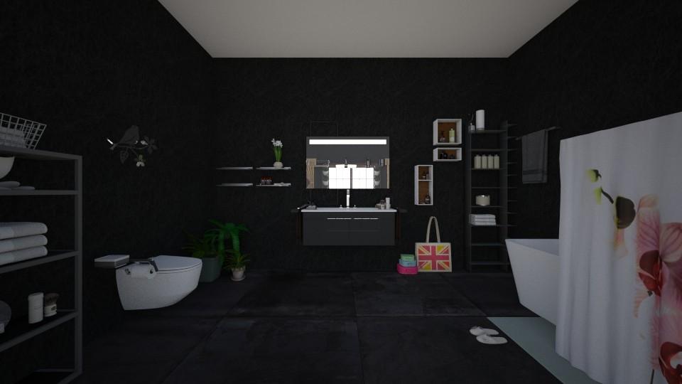 bathroom - Bathroom - by yukicrossnowblood
