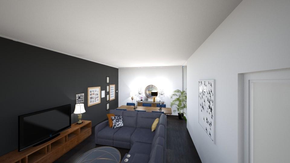deneme4 - Living room - by demetersoy