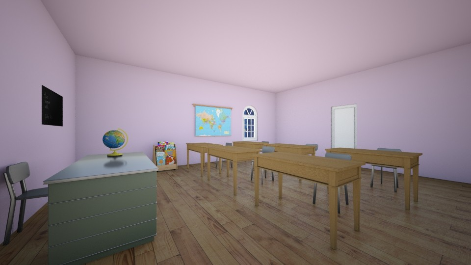 Classroom - Modern - by Ava Shirley