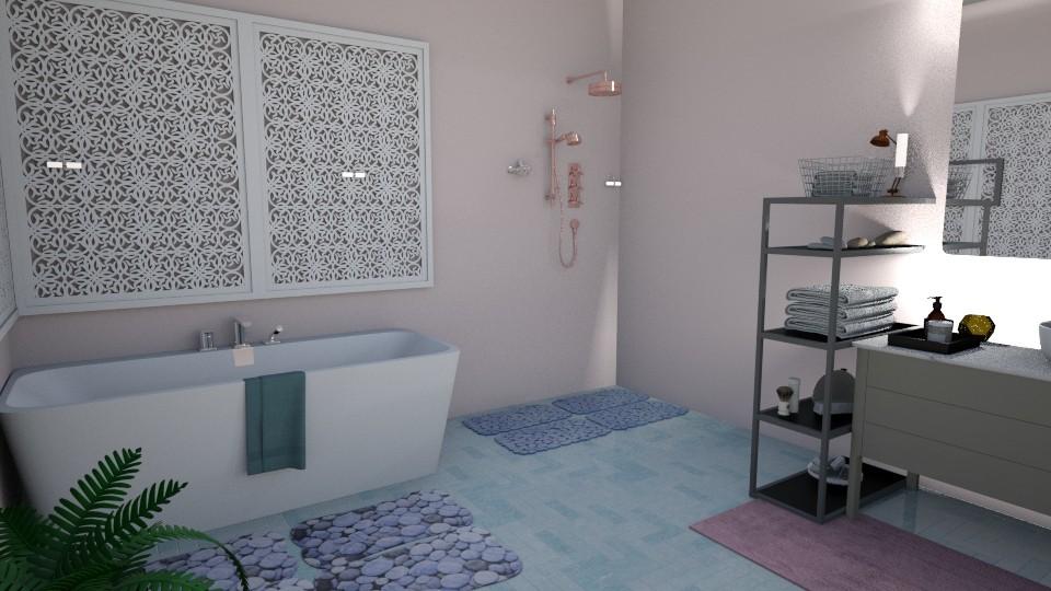 Fresh - Bathroom - by Caye