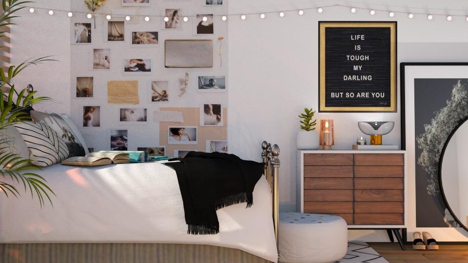Teen Bedroom - Bedroom - by GinnyGranger394