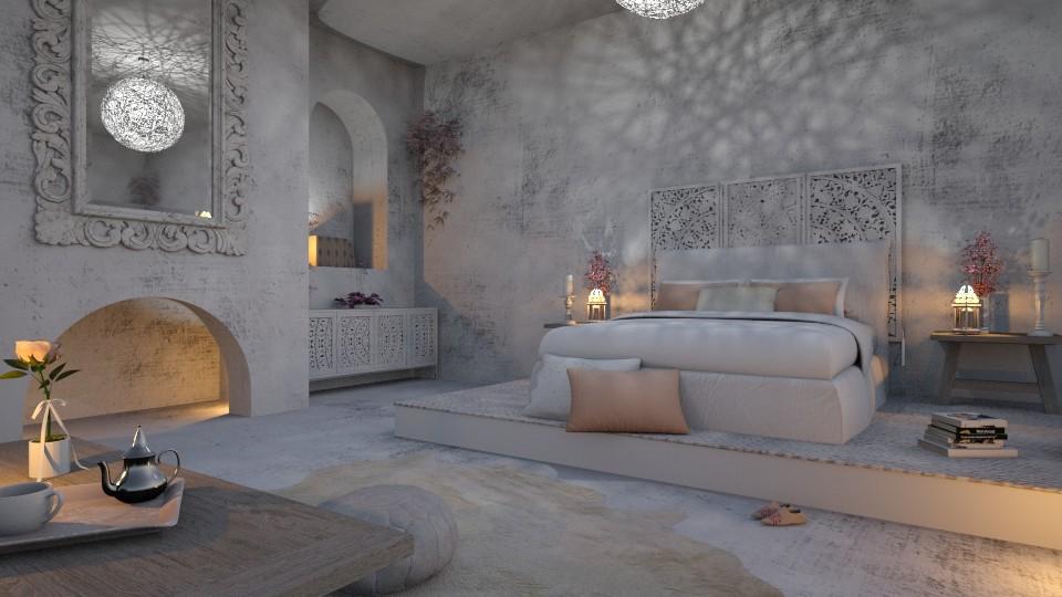 Good night - Bedroom  - by Chiara Amadei