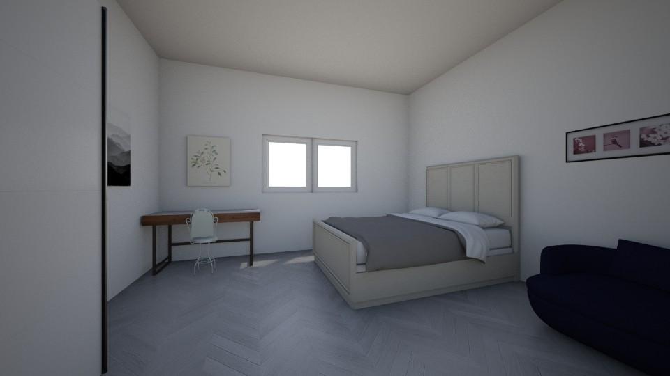 Hanna - Bedroom - by szaboi