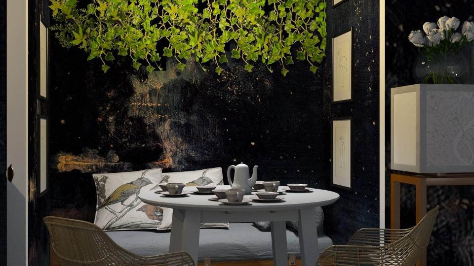 galaxy - Dining room - by Ripley86