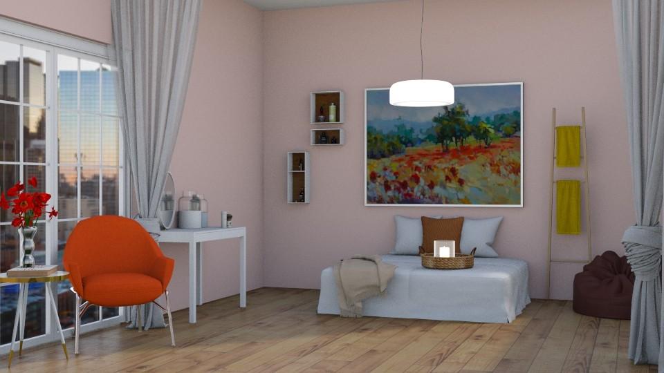 Poppy Bedroom - by daisy_belle