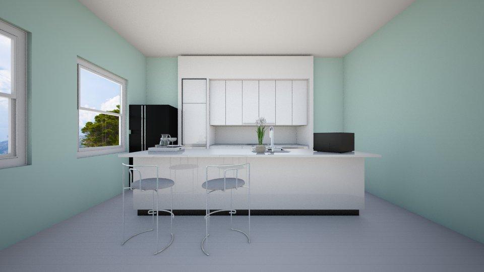 My kithen - Classic - Kitchen - by Anna Niemiec_445
