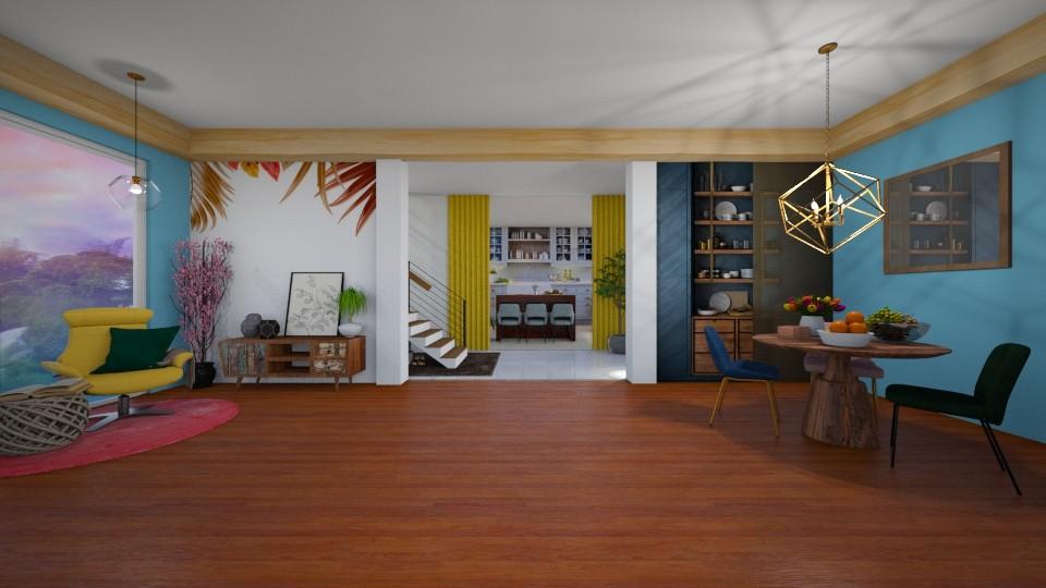 Sweet House - Modern - Kitchen - by Art_Decoration