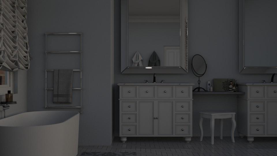 Batheroon - Bathroom  - by Katie Whitley