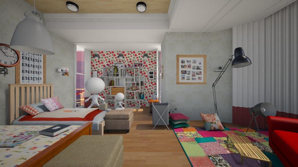 cs8729 - Bedroom - by T98