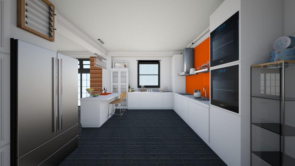gfhfg - Kitchen  - by ivaninayo