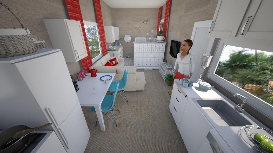 my mobile home - Feminine - by yarah