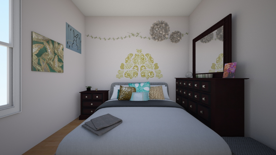 Park Ave Bedroom - Bedroom  - by Alexia Cheyenne