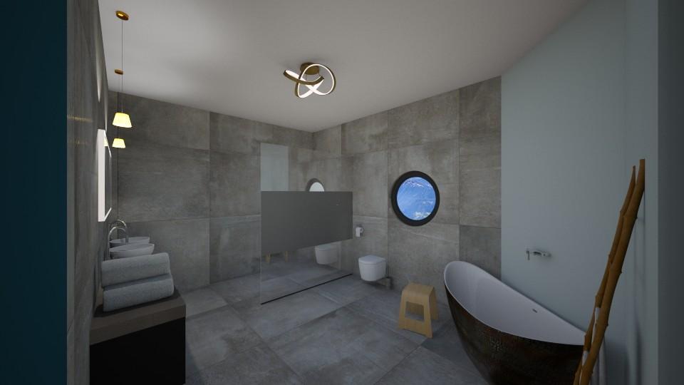 Slaapkamer - Glamour - Bedroom - by jacoline