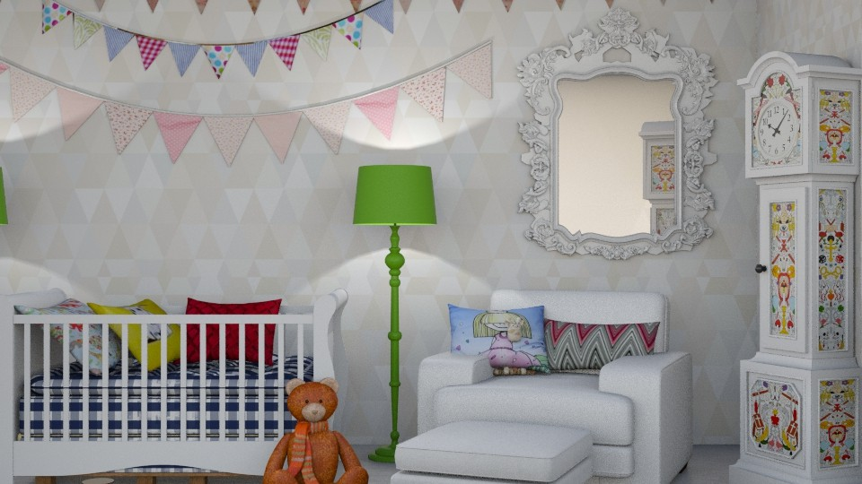 BABY YARA - Bedroom - by yyyyy