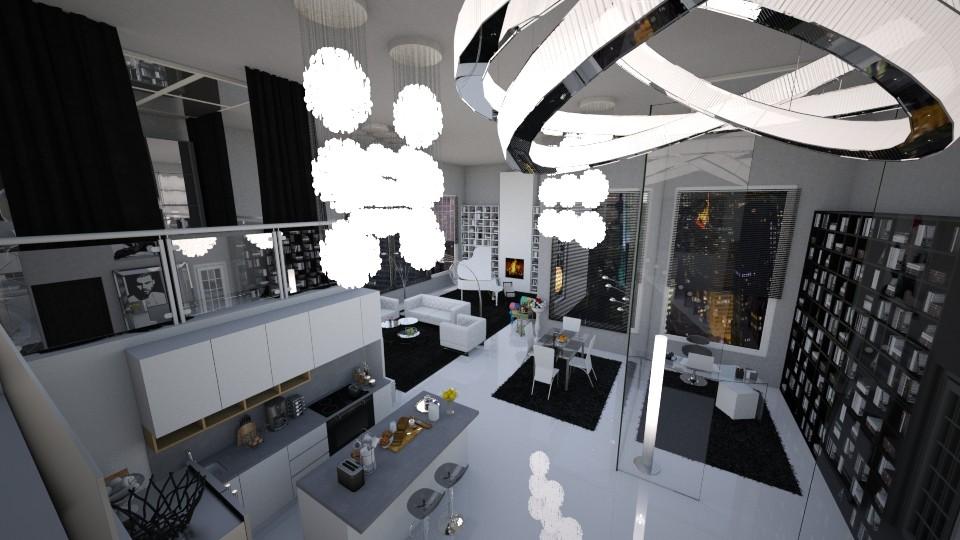 Apartman 18 - by Tina Welickowic