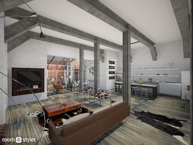 gjhhk - Bedroom - by Dibiduu