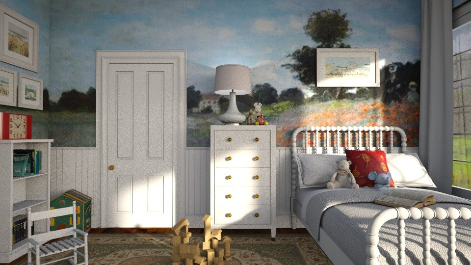 Storybook - Bedroom - by Vie Confortable