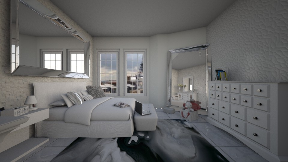 kksk - Bedroom - by kshmvg