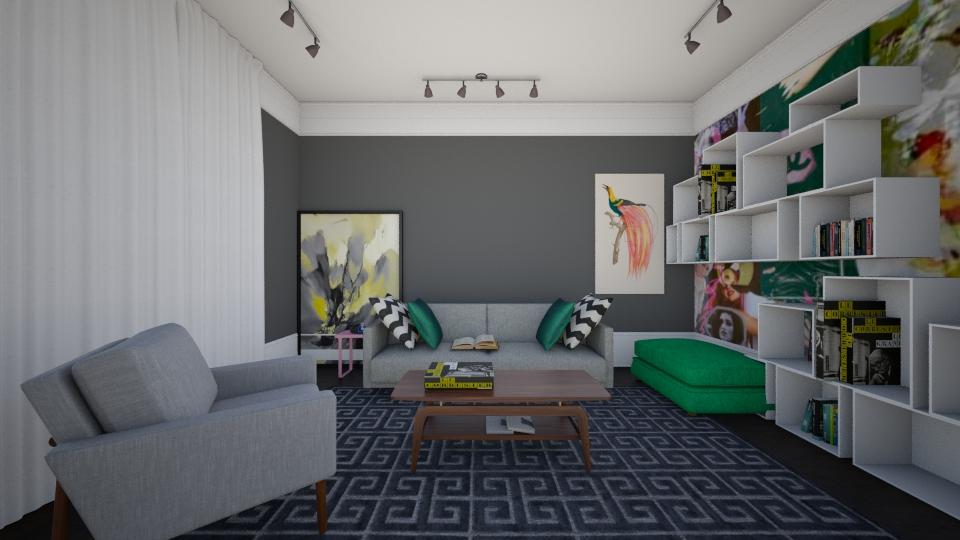 apartamento brazil  - Living room - by thiag
