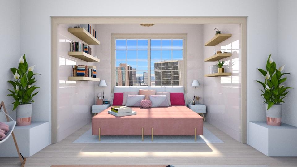 nook - Bedroom - by Ritix