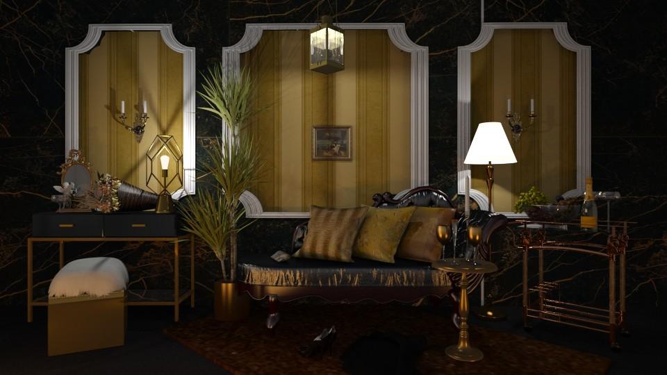 Romantic night - by ZsuzsannaCs