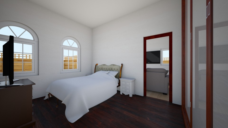 bedroom - Country - Bedroom - by BlacBree