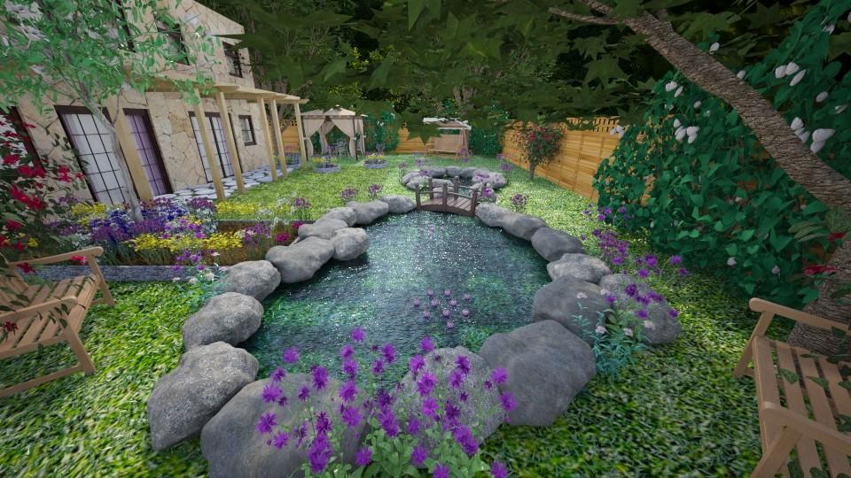 garden1 - by sunflower123