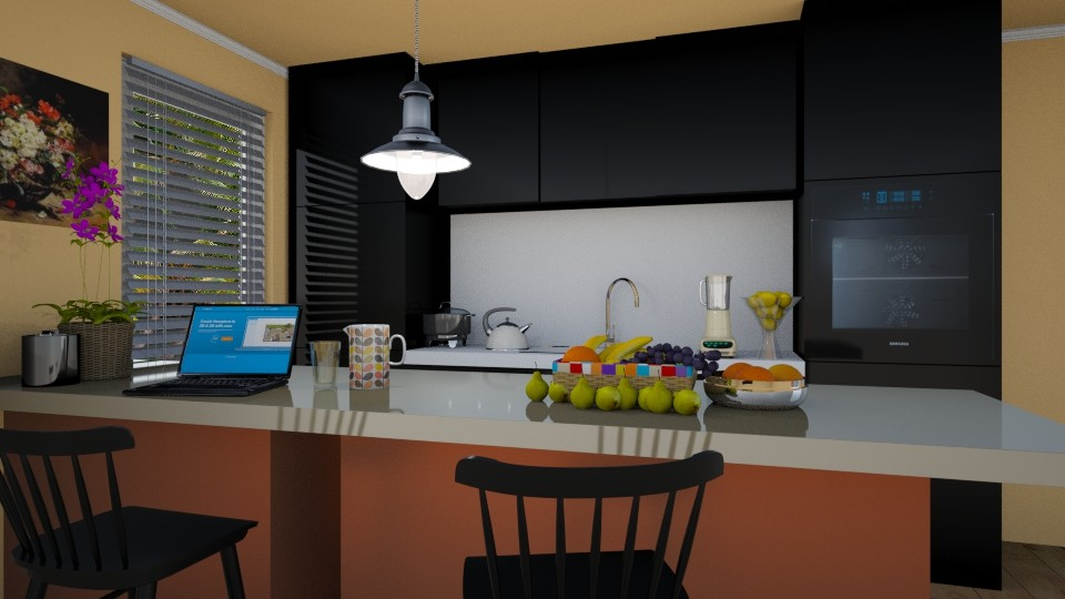 kitchen 1 - Modern - Kitchen - by luxryuavelino