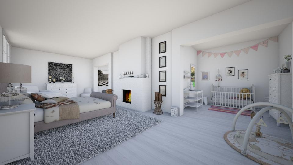 Bed - Bedroom - by erika327