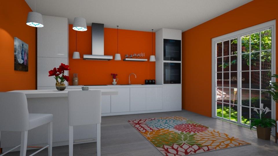 Kitchen - by ivana_lol