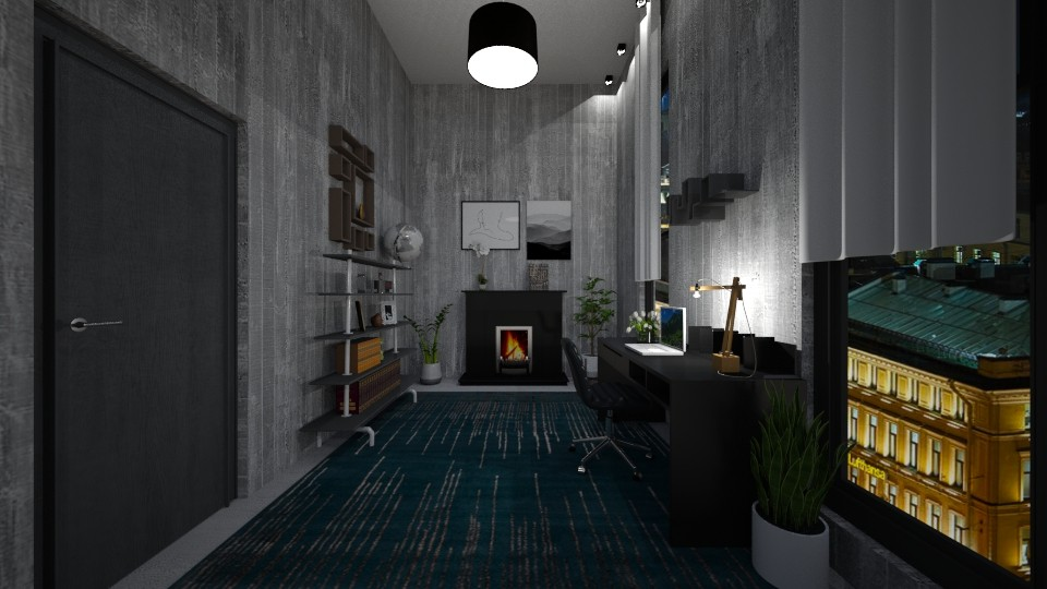 office - Office - by ak designs