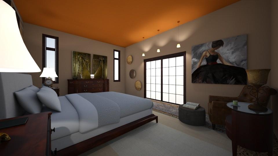 Guest Bedroom - by dedraekelly