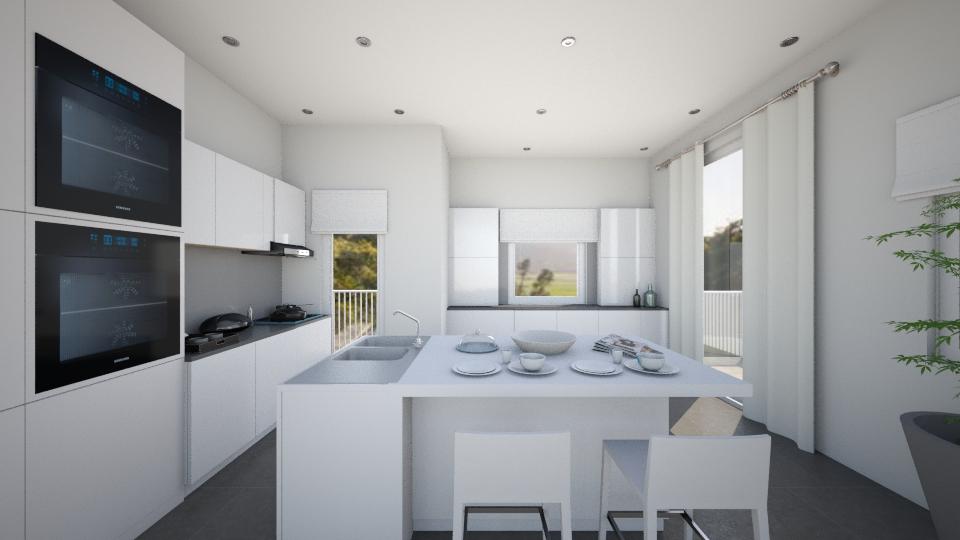 sofi - Kitchen - by annasig