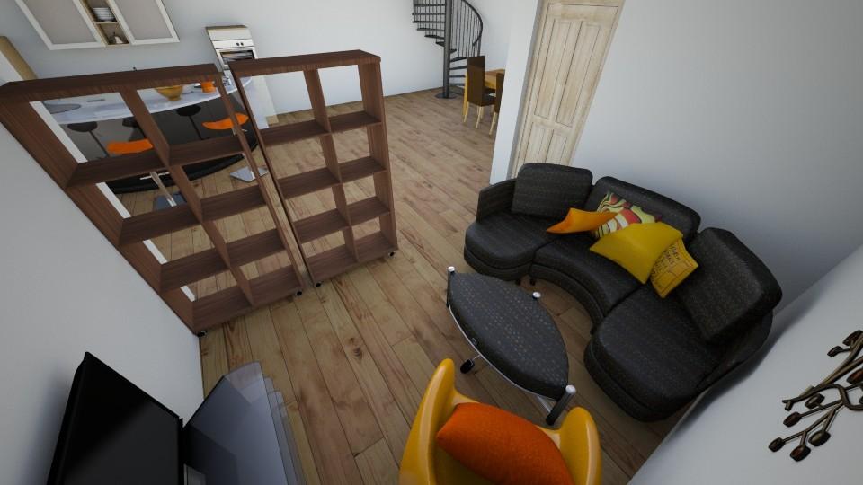 Dream Home - Modern - Living room - by 2onejoshlers