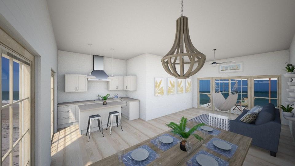 Beach House - by jmeyer2x4