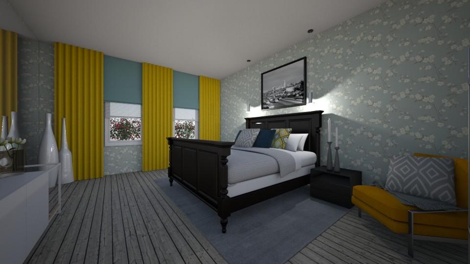Bedroom - by xlaurensinteriors