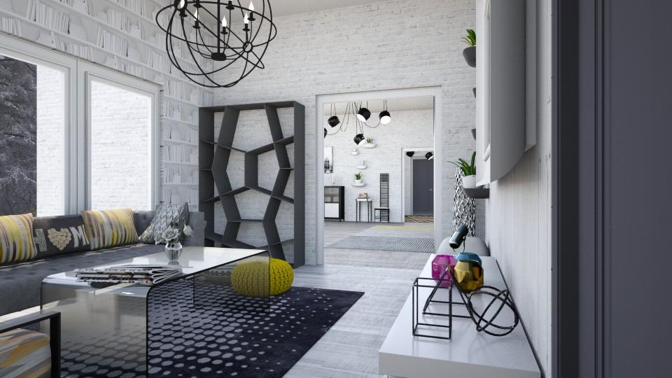 trpezarija2 - Dining room - by Gagany