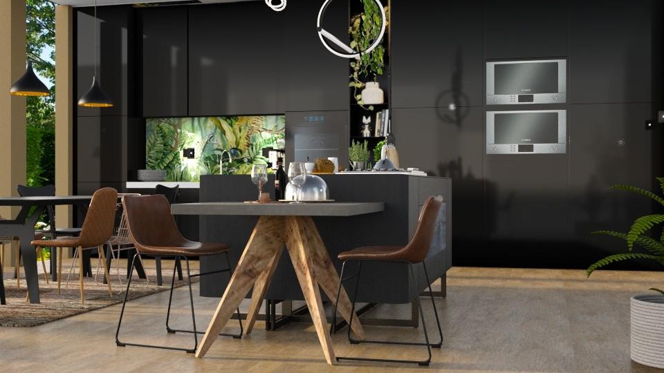 KeukenUrbanleft - by Gwenda van Maaren