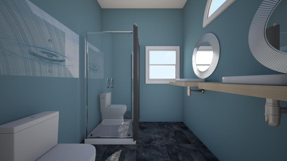 standard - Modern - Bathroom  - by CasuallyCrystalClear