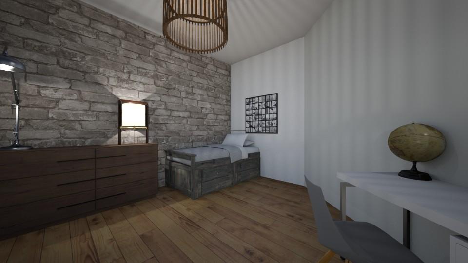 slaap kamper  - Modern - Bedroom - by daphnemickey