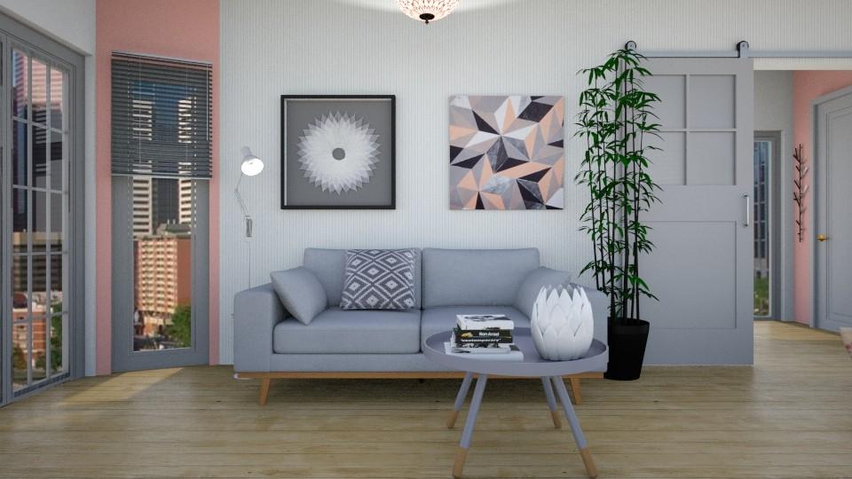 Living Room - by Alexandra Simoes