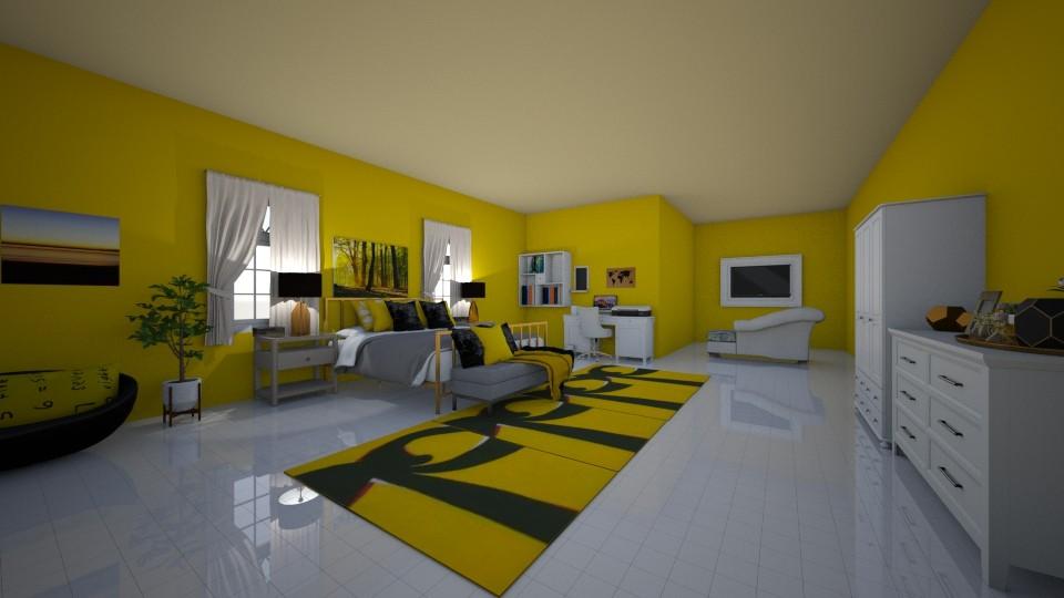 Sunbeam  - Bedroom - by crystalg98