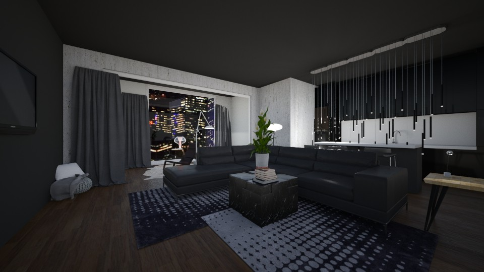 Peaceful Apartment - Modern - by whatbuttwo