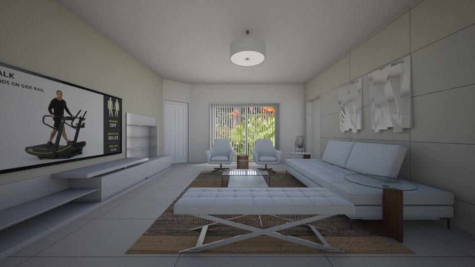 Sarasota - Minimal - Living room  - by Daisy de Arias