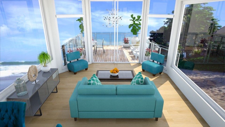 home - Living room - by Tara T