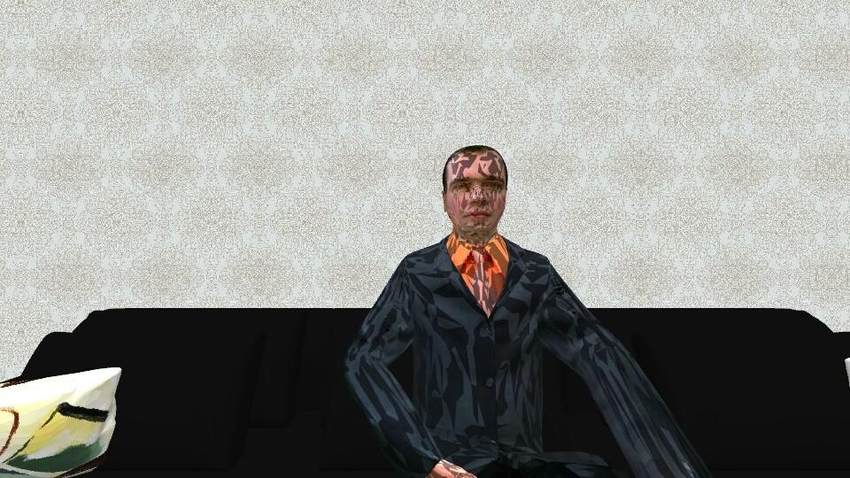 Tony Estes 1A - Living room - by shayden