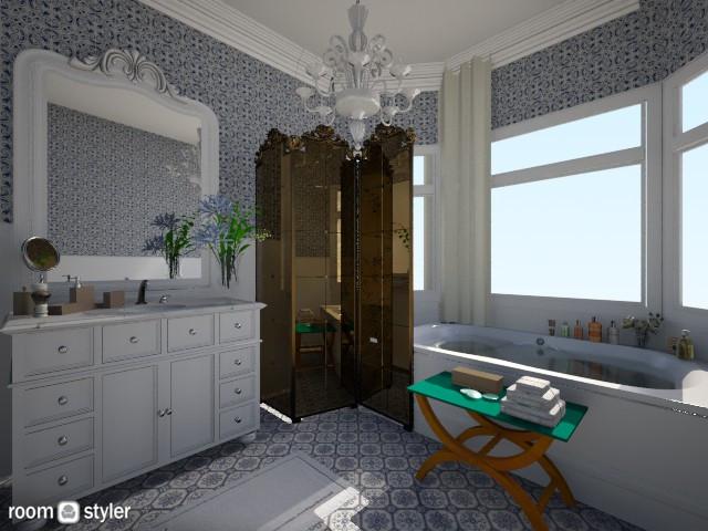 bathroom - by keila_freitas
