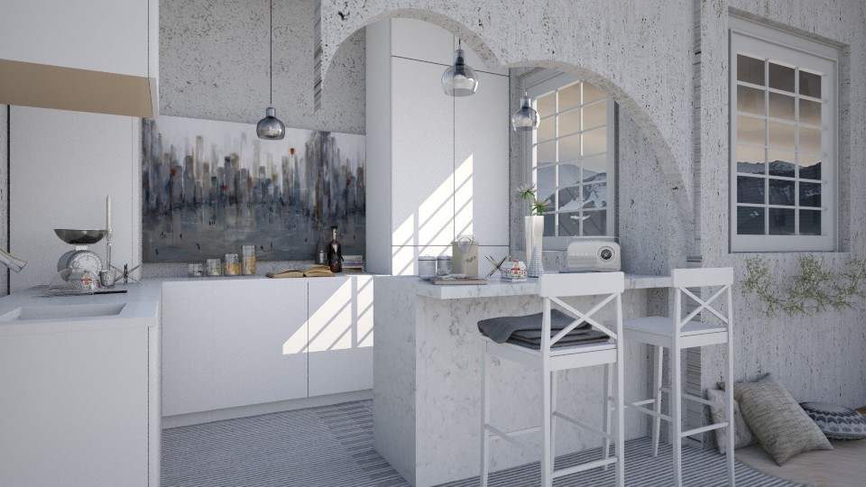 who say - Kitchen - by paradise look